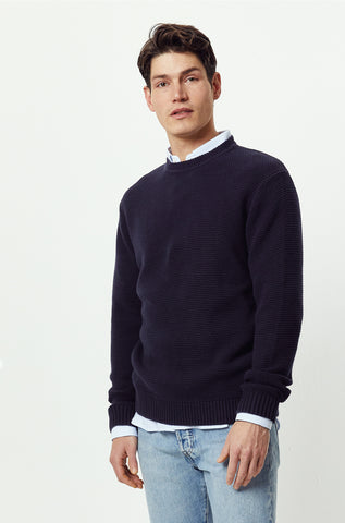 Whippingham Navy Jumper