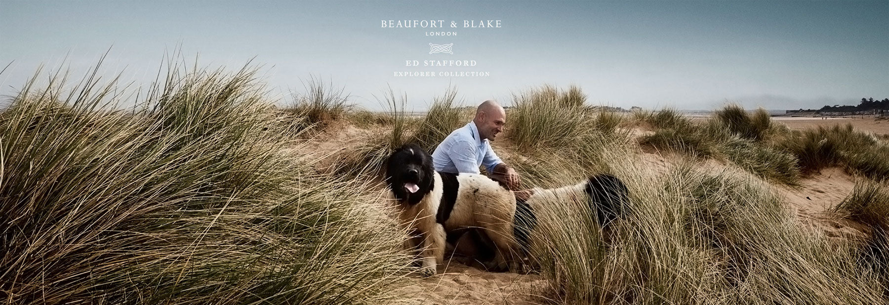 Ed Stafford Explorer Collection shirt Beaufort and Blake