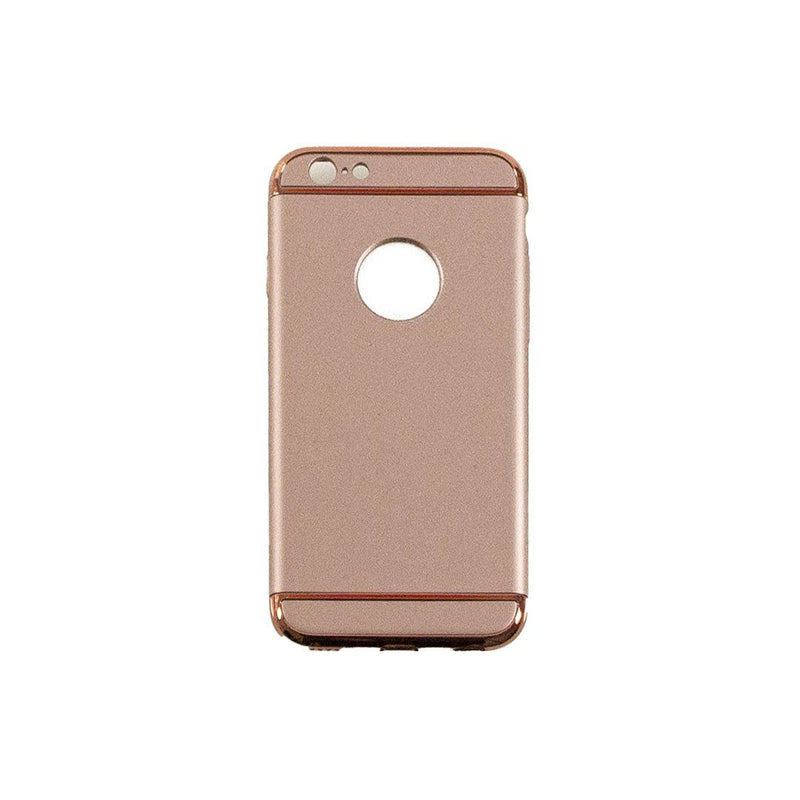 Fashion Case Back Cover - Metallic Pink