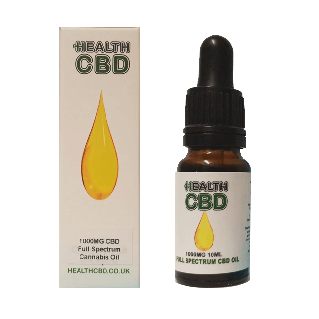 CBD Full Spectrum Oil 1500mg