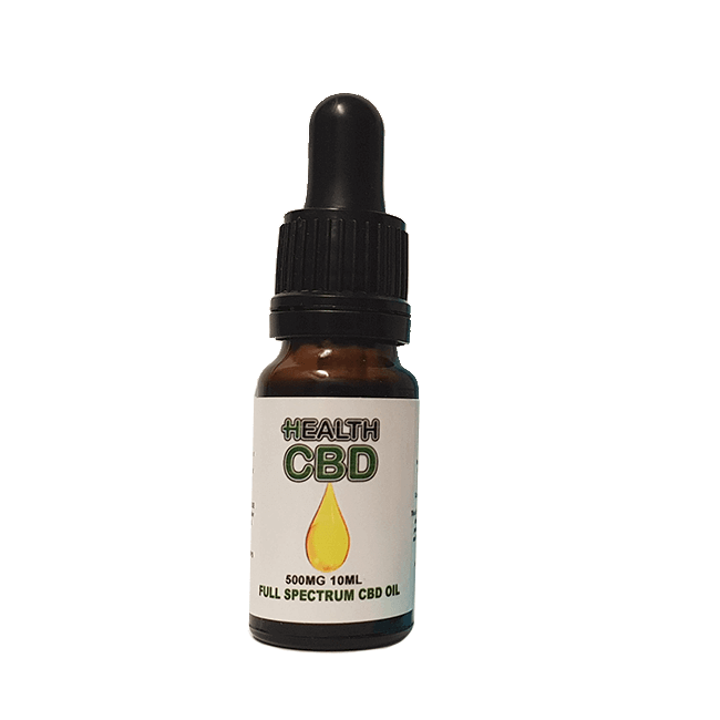 Full Spectrum CBD Oil 500mg