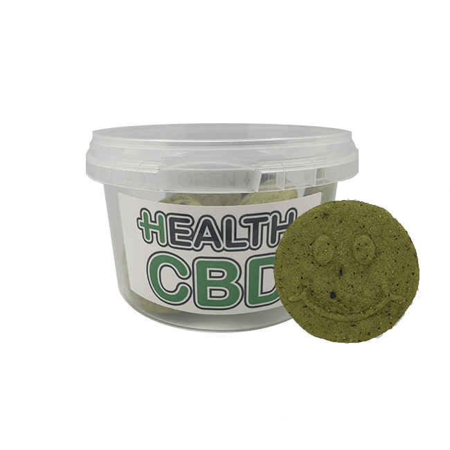 Hemp Cookies With CBD 100mg
