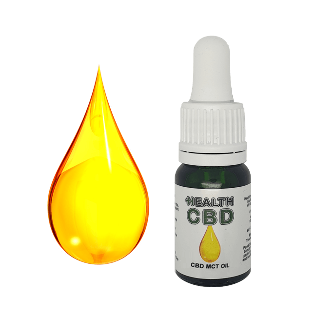CBD MCT Oil Drops 500mg
