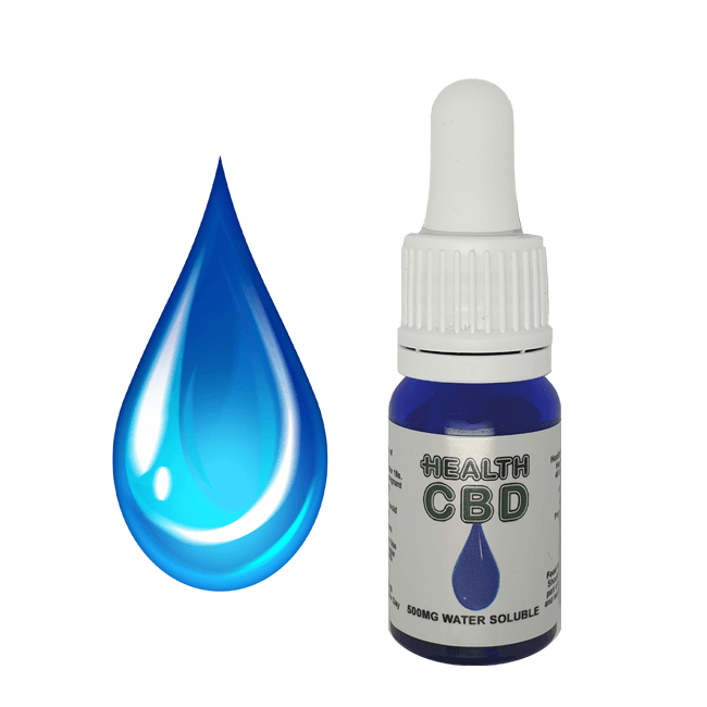 Water Soluble Drops 500mg