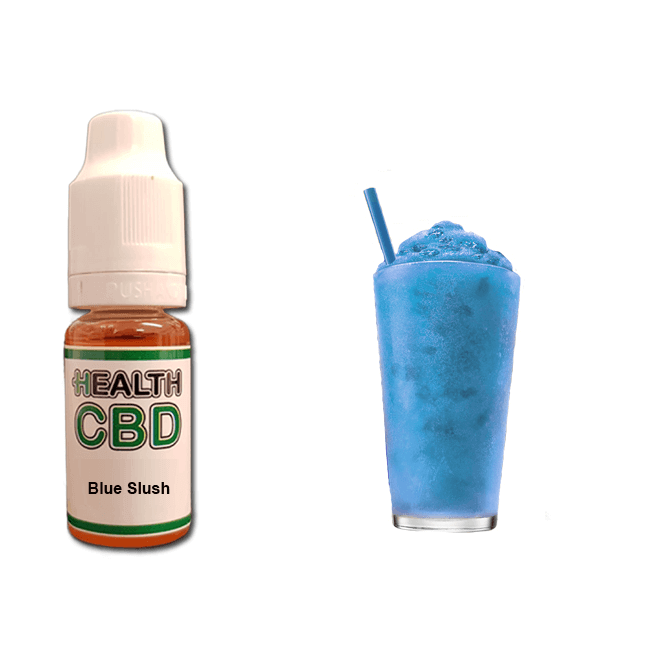 Blu Slush 200mg CBD E-Liquid