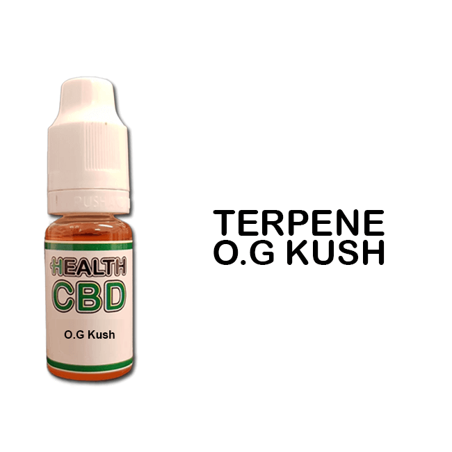 OG Kush 200mg CBD E-Liquid