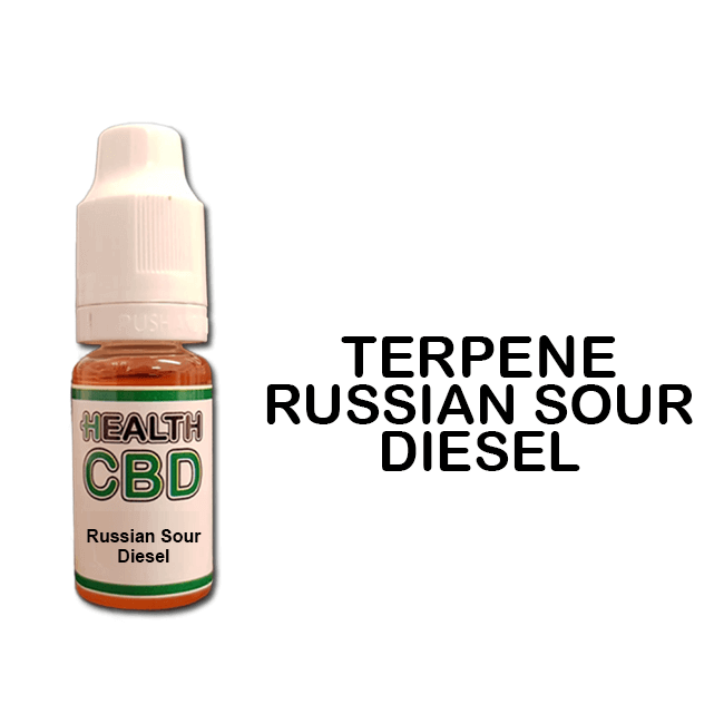 Sour Diesel 200mg CBD E-Liquid