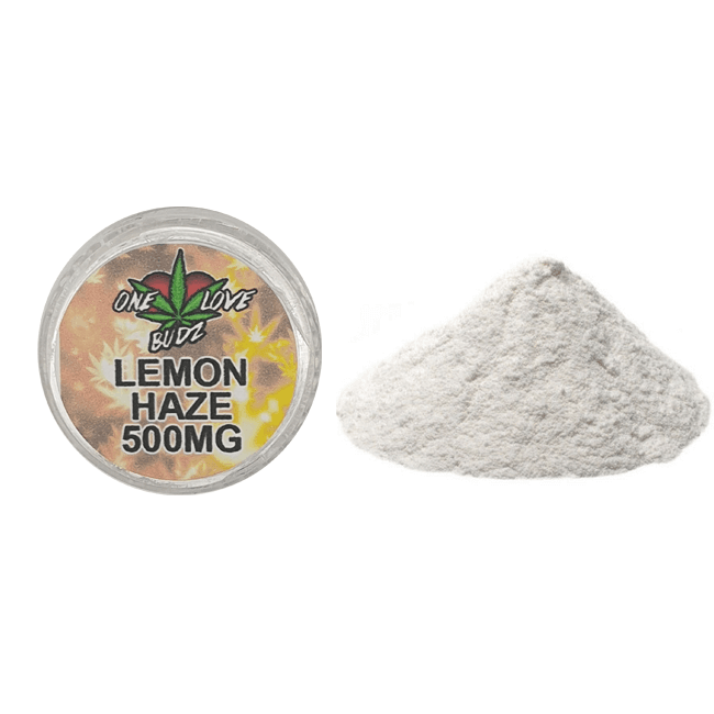 Lemon Haze 0.5g Terpene Crystal - No1 CBD