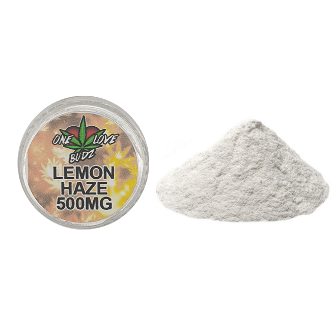 Lemon Haze 0.5g Terpene Crystal