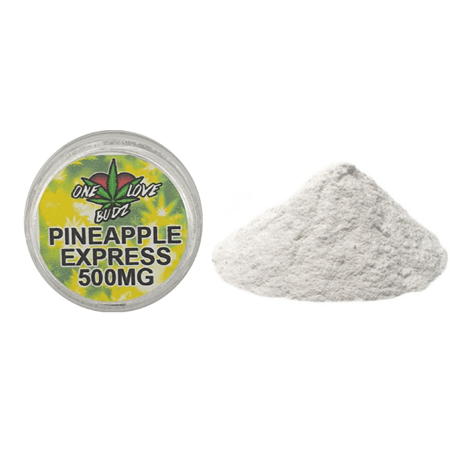 Pineapple Express 0.5g Terpene Crystal - No1 CBD