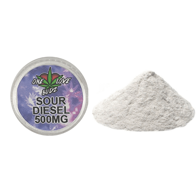 Sour Diesel 0.5g Terpene Crystal - No1 CBD
