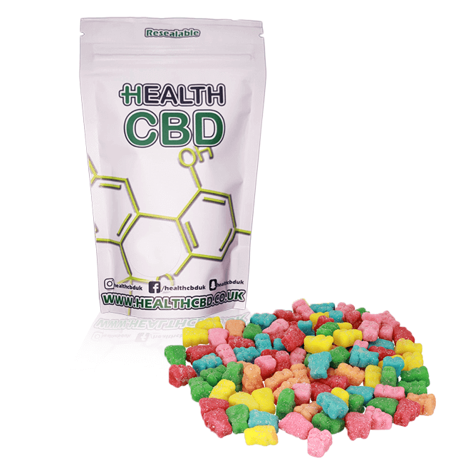 CBD Gummy Bears 100mg