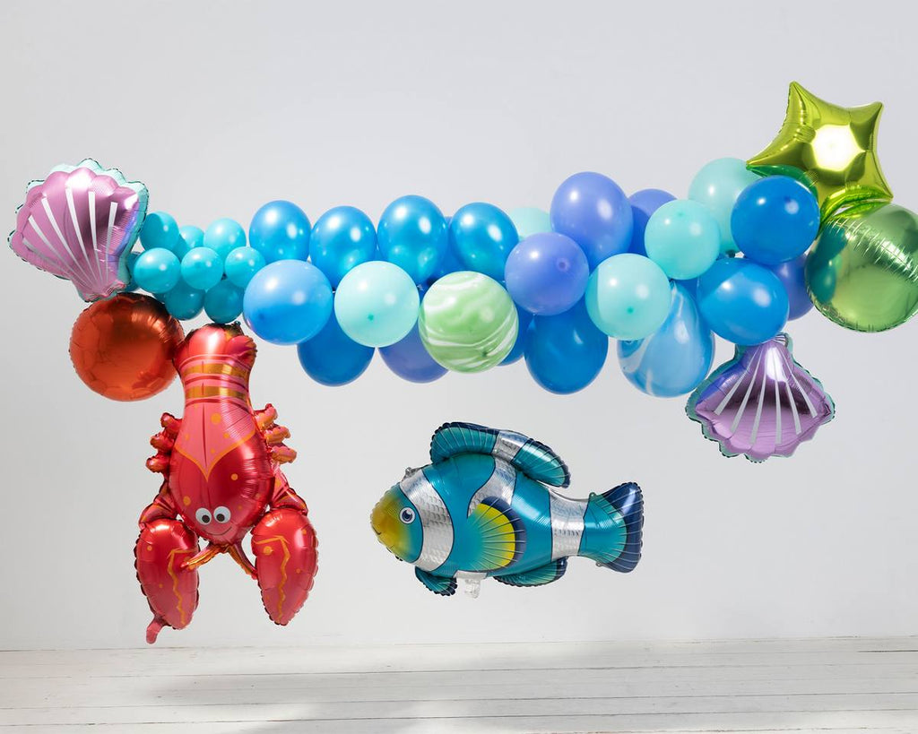 "Ballongirlande ""Under the Sea"""