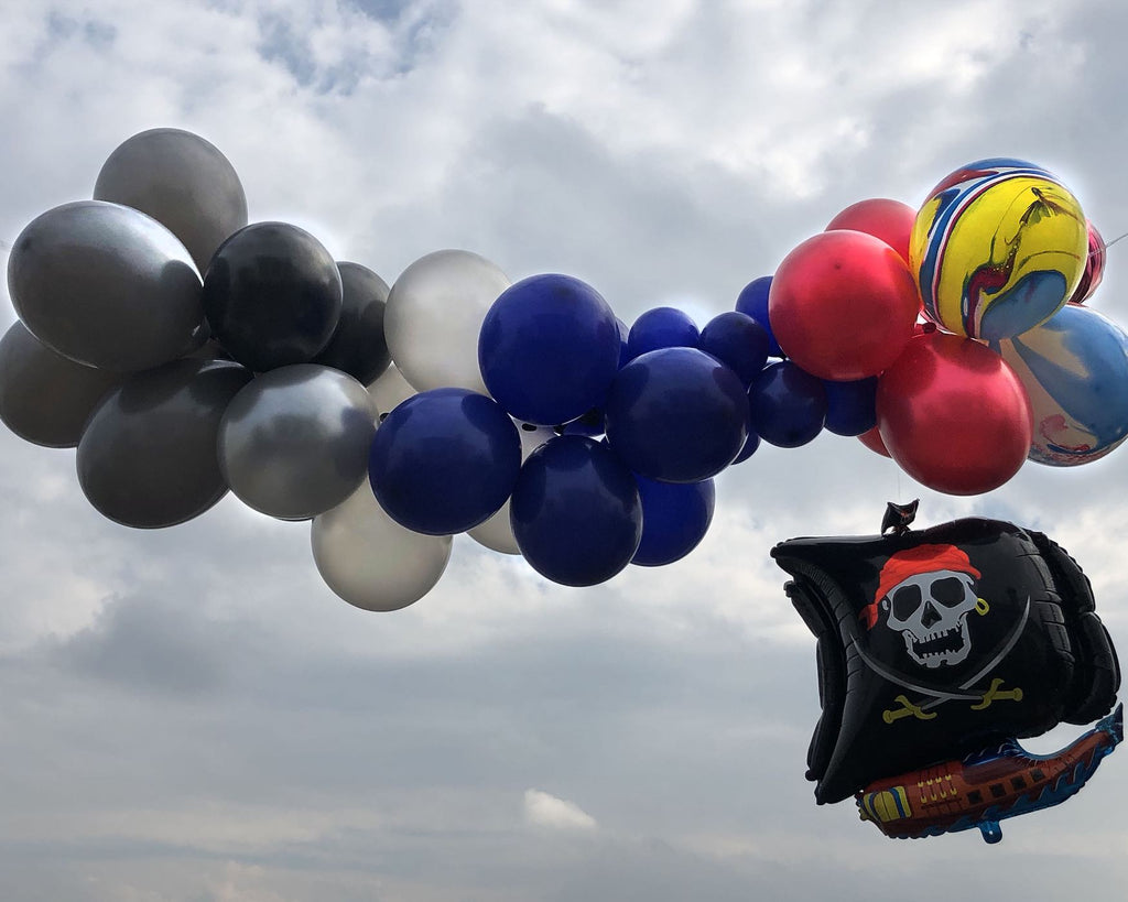 "Ballongirlande ""Piratenparty"""