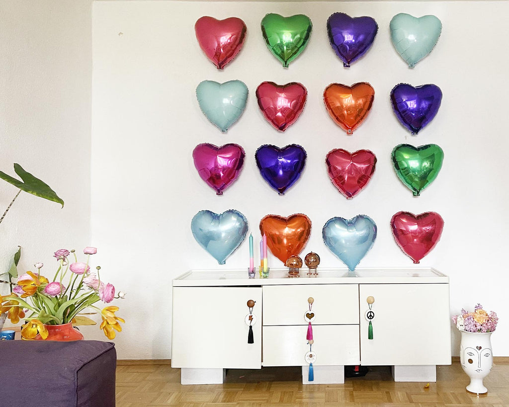 "Valentinstags-Überraschung: ""Wall of Hearts"""