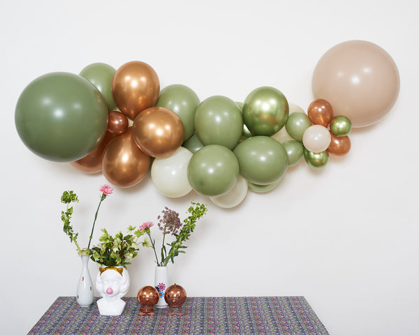 "Ballongirlande ""Vintage Wedding"""