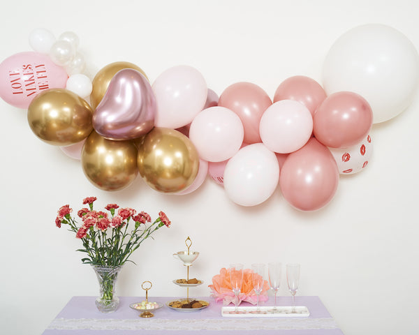 "Ballongirlande ""Lovely Wedding"""