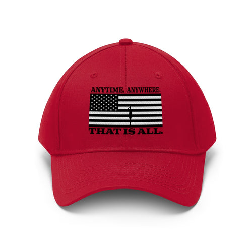 Patton Speech Hat