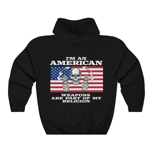 American Weapon Hooded Sweatshirt