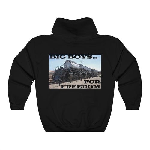 Big Boy Freedom Hooded Sweatshirt
