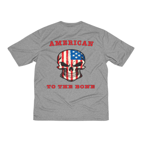American Bone Heather Dri-Fit Tee