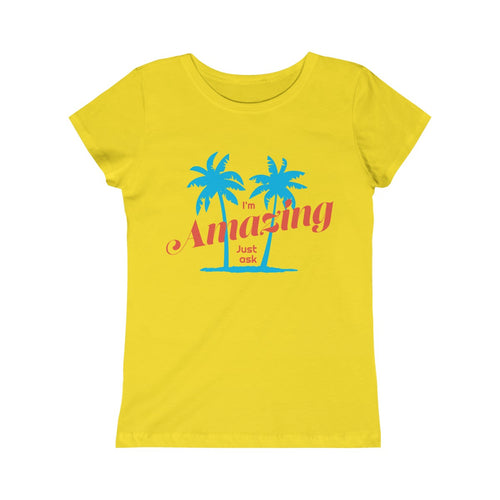 Girls Amazing Princess Tee