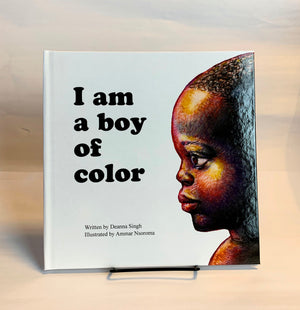 I Am a Boy of Color