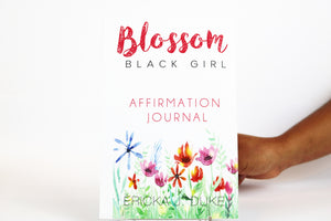 Blossom Black Girl