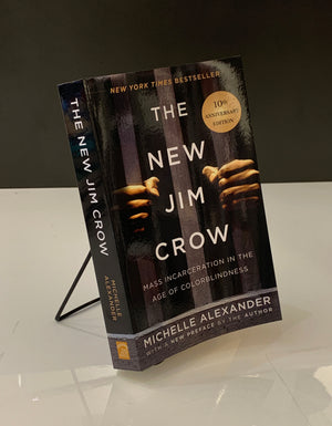 The New Jim Crow Mass Incarceration in the Age of Colorblindness