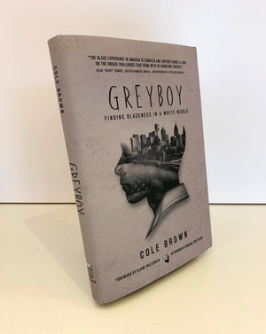 Grey Boy: Finding Blackness in a White World