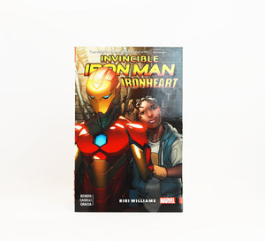 Invincible Iron Man: Ironheart