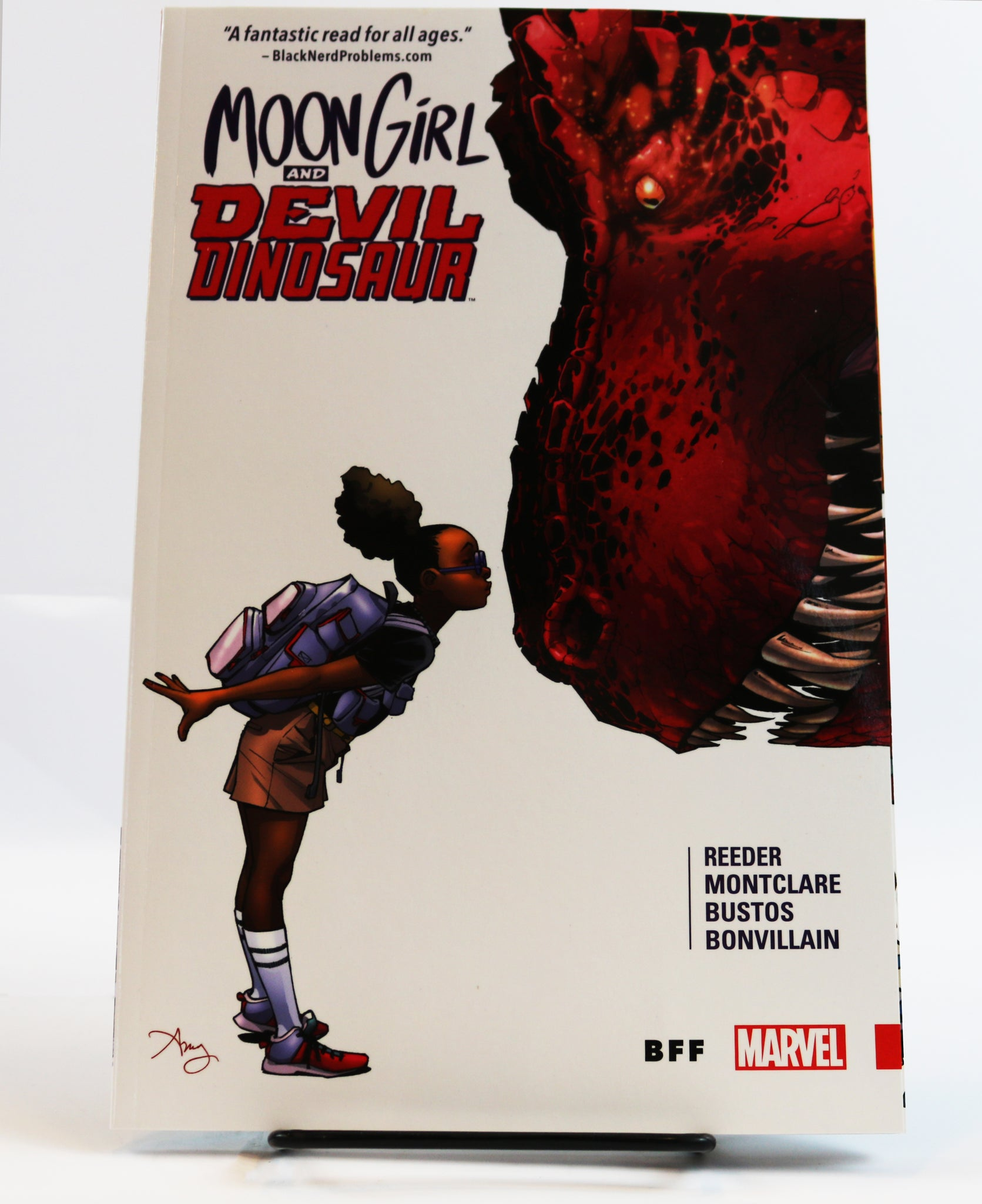 Moon Girl and Devil Dinosaur Vol. 1: BFF