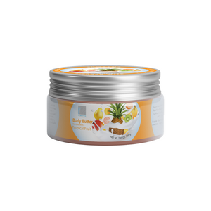Body Butter Blended With Oils (Tropical Fruits) 300gr