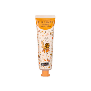 [SKINPASTEL] PURE SNAIL Soothing Hand Cream -60ml