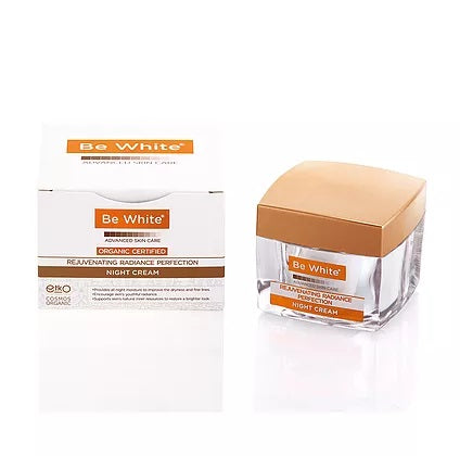 BE WHITE - NIGHT CREAM REJUVENATING RADIANCE PERFECTION 50ml