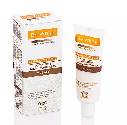 BE WHITE - ULTRA RICH FACIAL  WHITENING CREAM 40ml