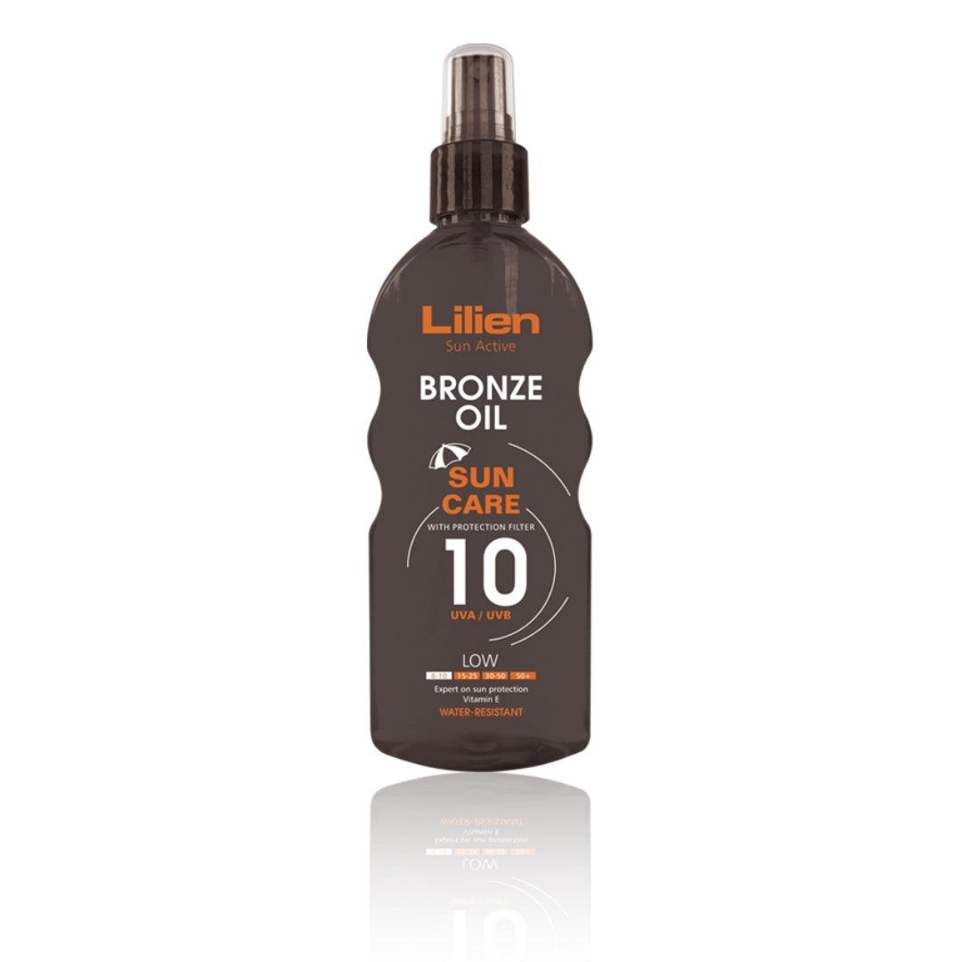 SUN ACTIVE BRONZE OIL SPF 10 200ml