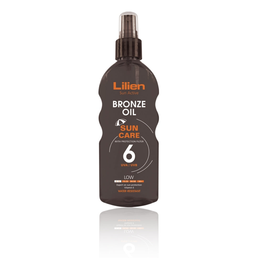 SUN ACTIVE BRONZE OIL SPF 6 200ml