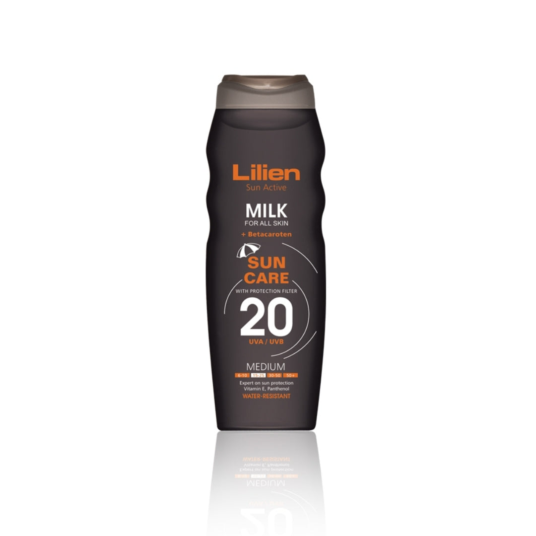 SUN ACTIVE Milk SPF 20 200ml