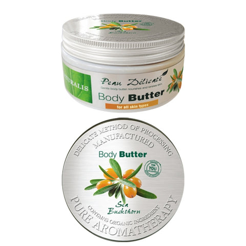 Body butter with extract of sea-buckthorn 300gr