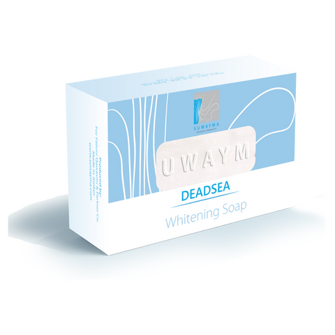Dead Sea Whitening Soap