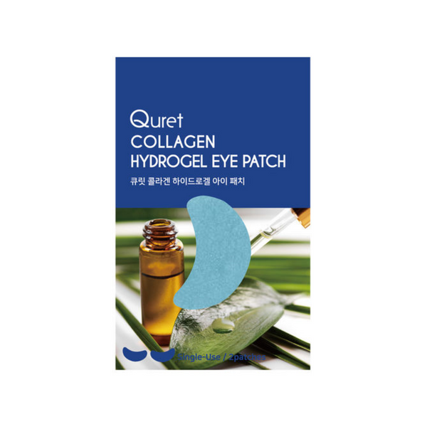Quret Hydrogel Eye Patch - Collagen