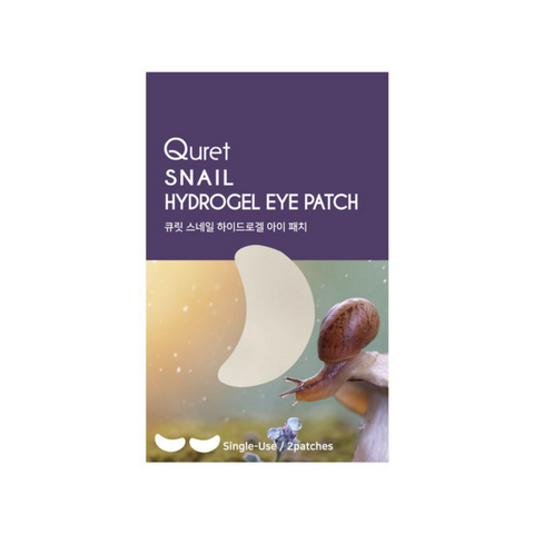 Quret Hydrogel Eye Patch - Snail