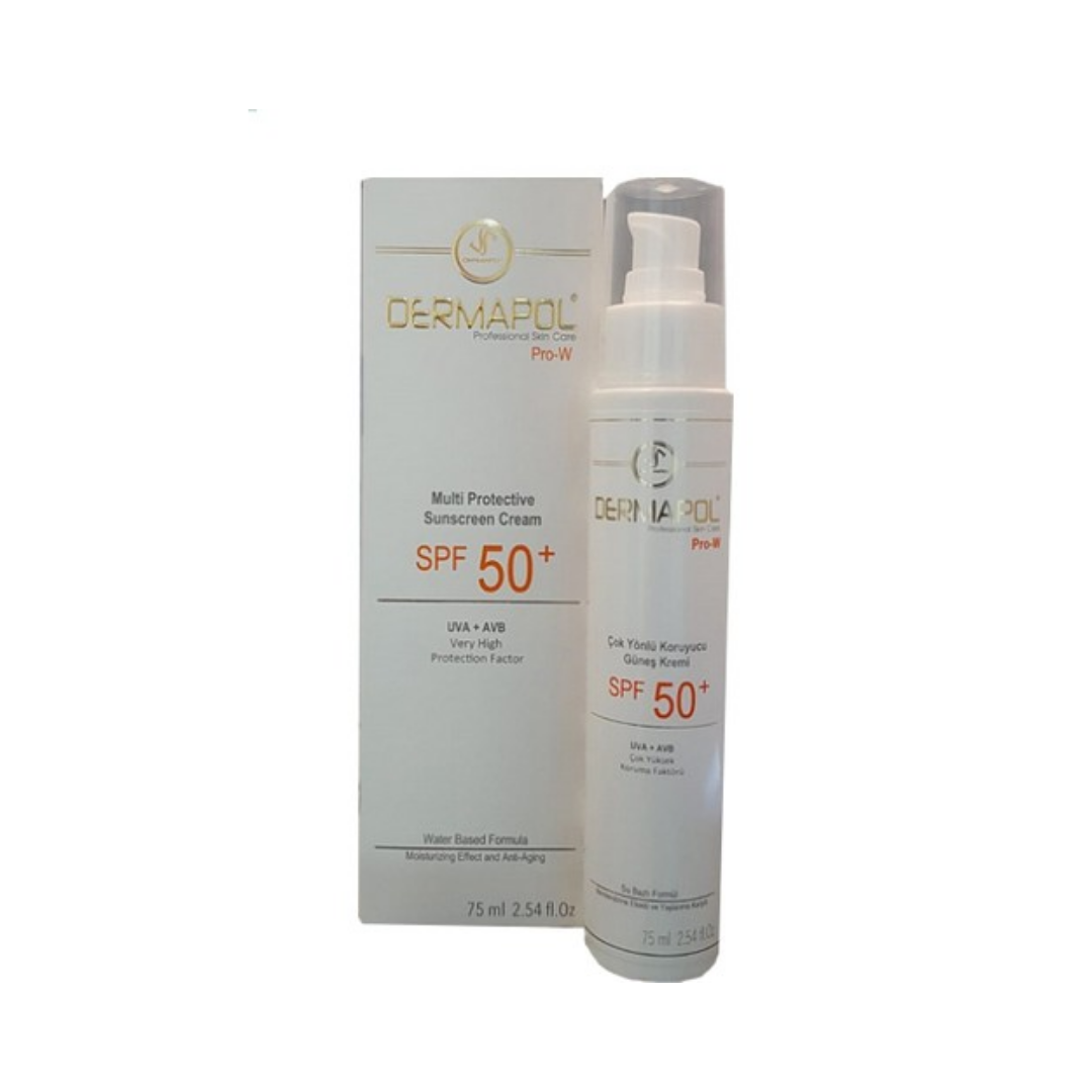 Dermapol Pro-W Sunscreen Cream 75 ml