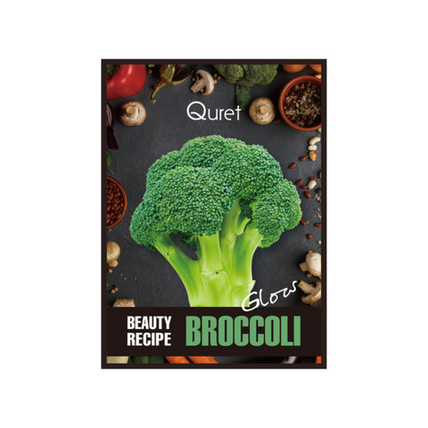Quret Mask (Broccoli) Glow