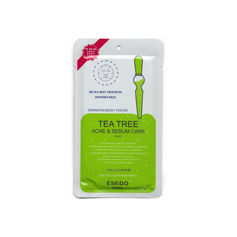 TEA TREE Acne & Sebum Care Mask 1 pc