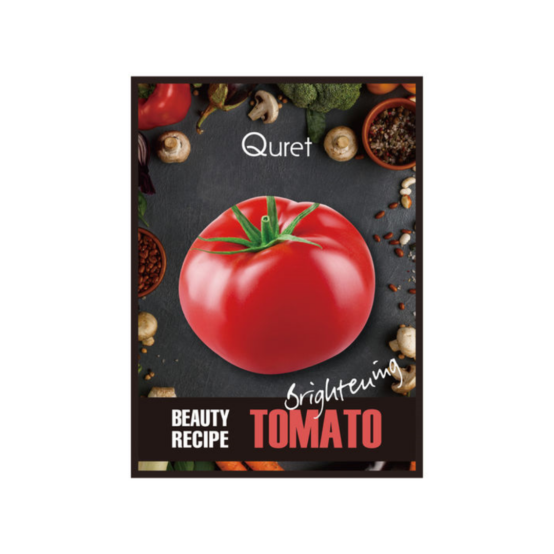 Quret Mask (Tomato) Brightening