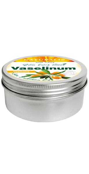 Cosmetic vaseline with sea buckthorn extract 100gr