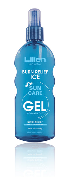 SUN ACTIVE Burn relief ice gel 200ml