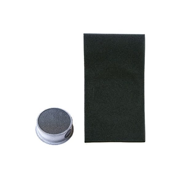 "Delos Basic Annual Replacement Kit 8"" (1 foam prefilter/1 VOC Canister)"